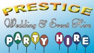 Prestige Party Hire Logo